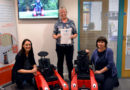 The Wizzybug team win RCOT 'Innovative Placement Educator' 2019 award