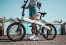 HiMo launches new dual mode folding electric bike on Indiegogo