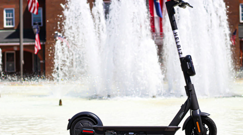 Helbiz Launches E-Scooters in Alexandria and Arlington, Virginia